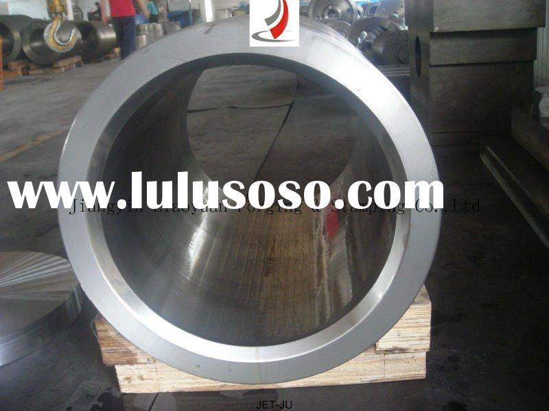 forged pipeline ball valve body A350 LF2 LF6