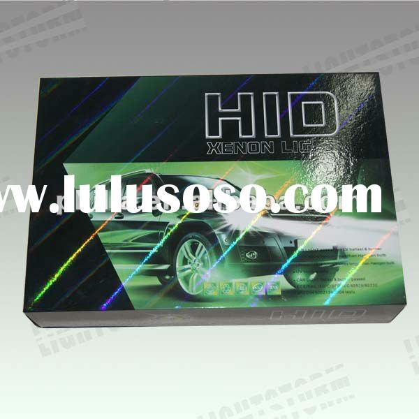 high quality HID Xenon Conversion Kit 12v 35w 55w 75w slim/normal ballast 3000-12000k