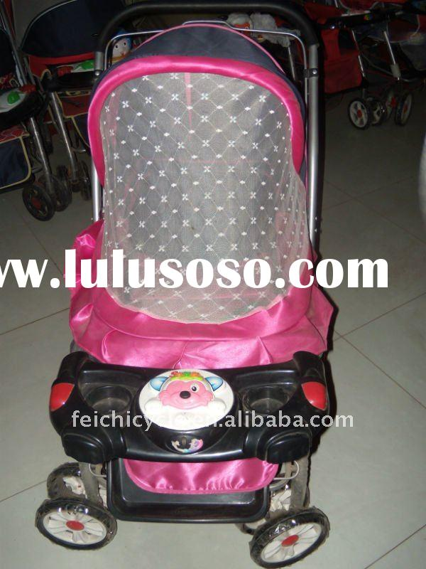 high quality baby doll stroller with car seat