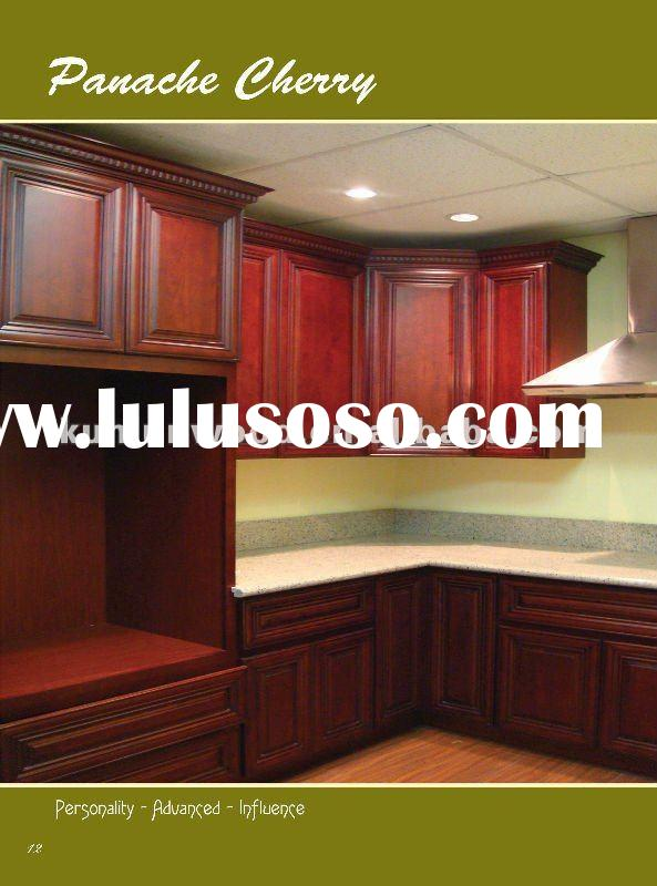 knock down kitchen cabinets