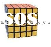 magic cube YJ 5x5x5 speed Standard Cube Black