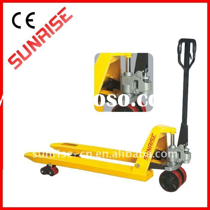 pallet truck hand, munual pallet jack similar as wesco