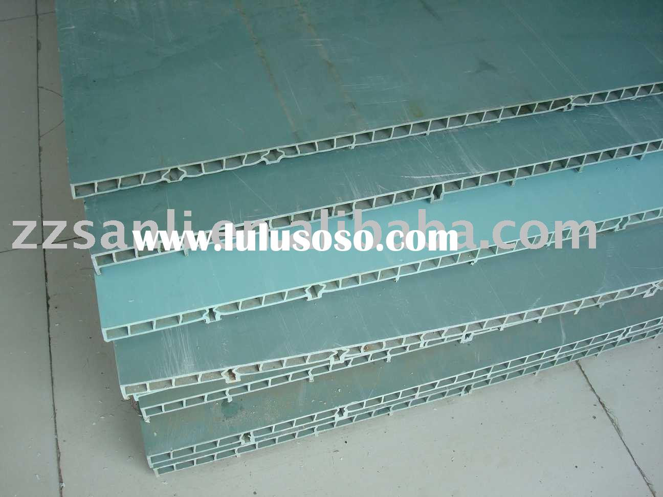 plastic construction formwork (building material)
