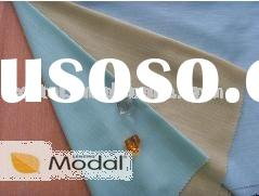 polyester modal dyeing fabric(soft,wicking ,high quality for garment)