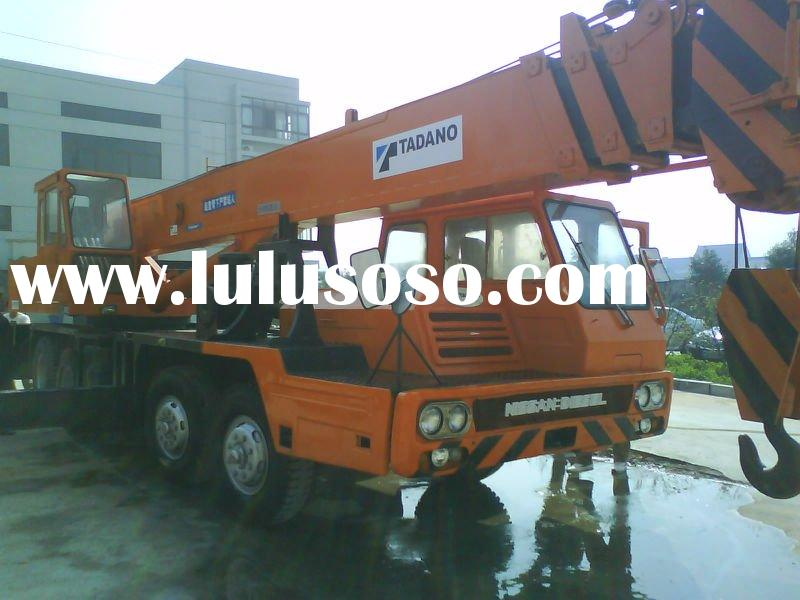 used truck crane 30ton for sale Japan Dubai sale