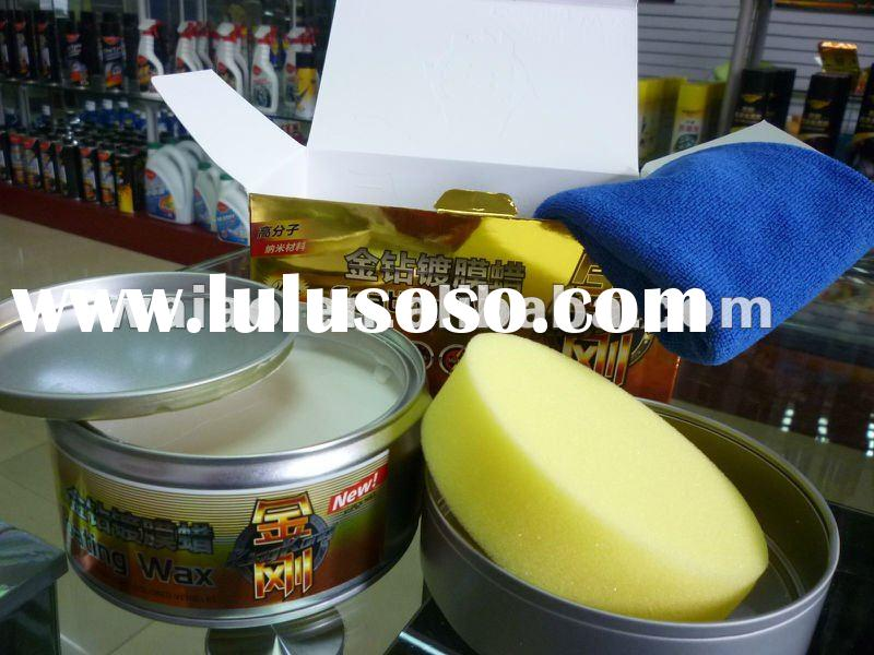 waxing, coating wax ,crystal car care products(OUFU car care products)