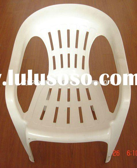 white plastic chair/Child safety chair/massage chair/computer chair/deck chair mold