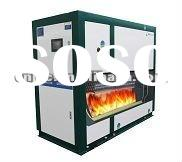 116kw Non-pressure natural gas direct fired hot water boiler