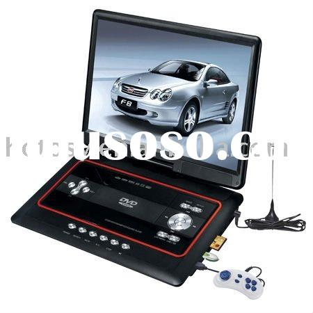 15 inch Portable DVD Players with Built-in long life battery,enjoy your music/video anywhere at anyt
