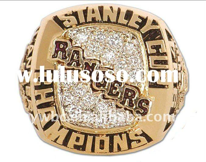 1994 New York Rangers Stanley Cup Championship Ring,Customized Ring(R100044)