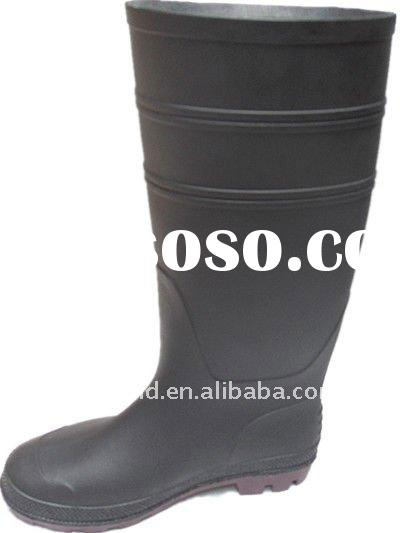 2011 A-924Men gumboots,Safety rain boots,Work boots