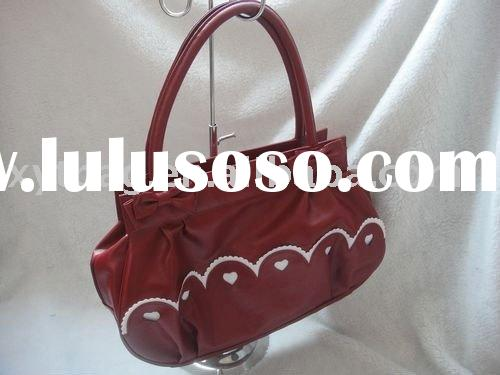 2011 trendy hot sale top brands in ladies bags
