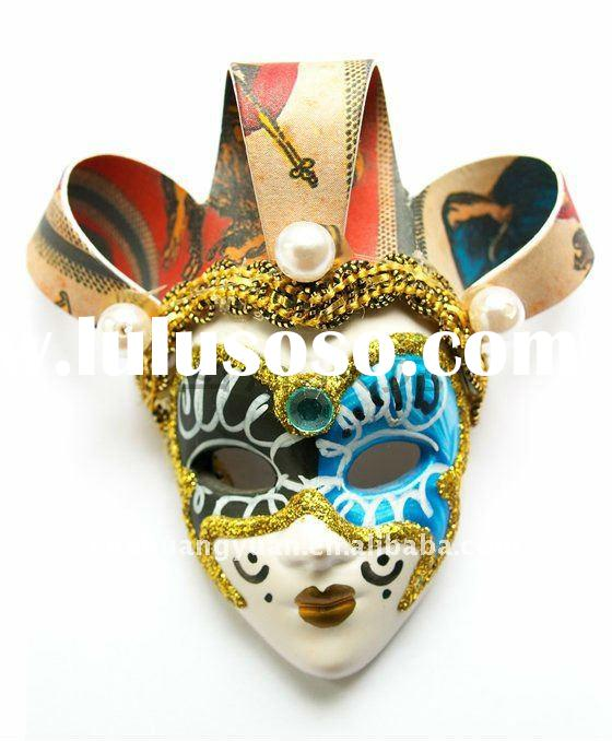2012 African masquerade party masks