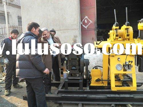 2012 Hot Drilling Rig! HF200 Mini Hand Water Well Drilling Rig