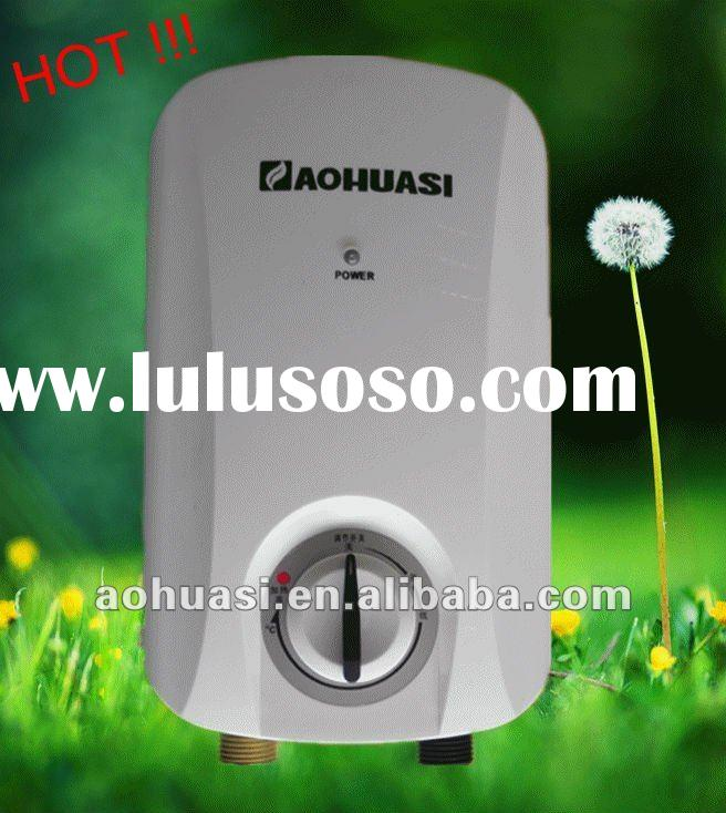 2012 New portable small tankless water heater electric