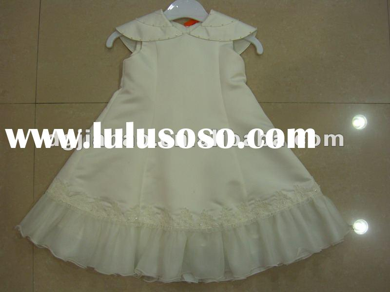 2012 frock design children party dresses