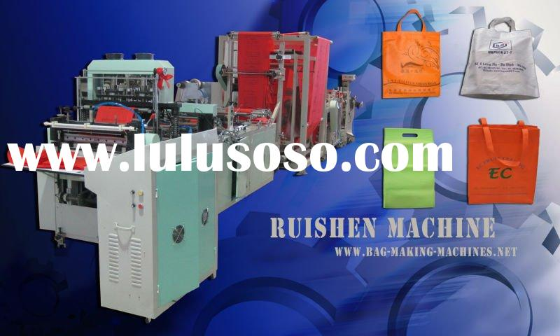 2012 new full automatic Non Woven Fabric Bag Machine