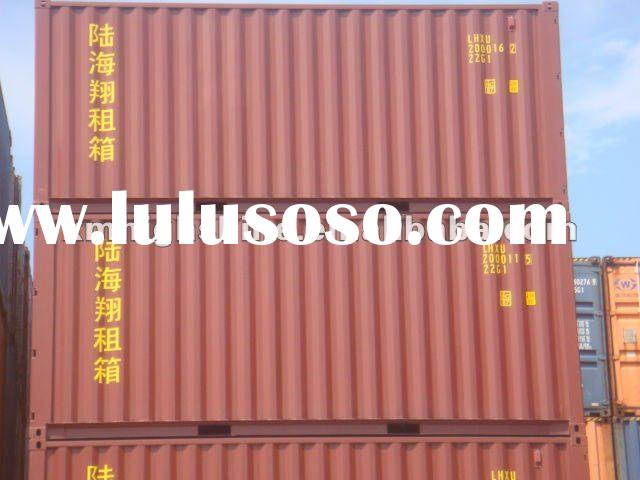 20' GP new steel Container for sale