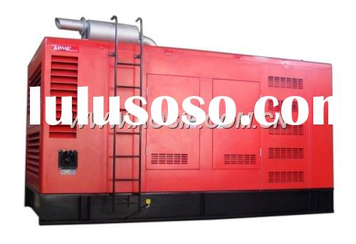 2500 series Perkins soundproof diesel generator set