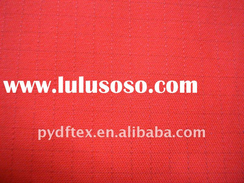 60% cotton 40% polyester antistatic fabric