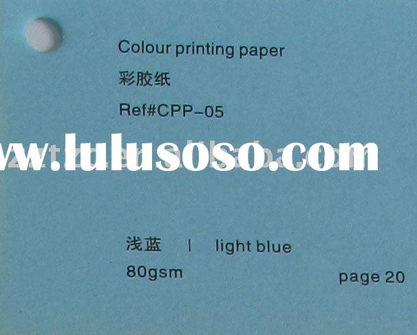 A4 offset color printing paper