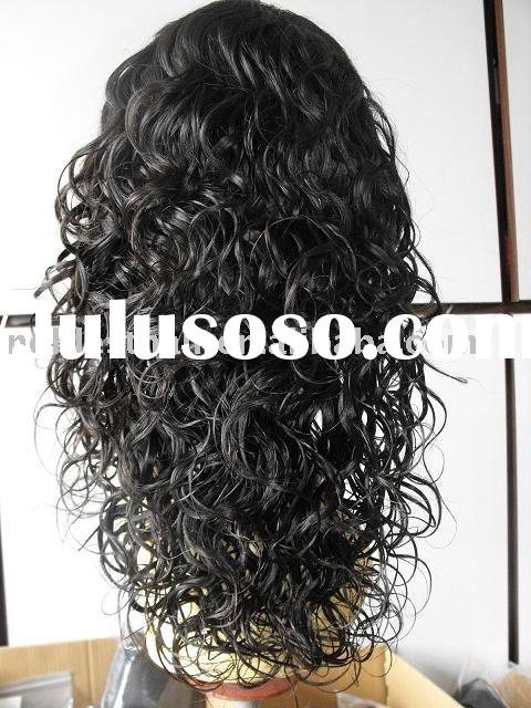 Accept paypal,7% discount ,natural human hair,stock full lace wig
