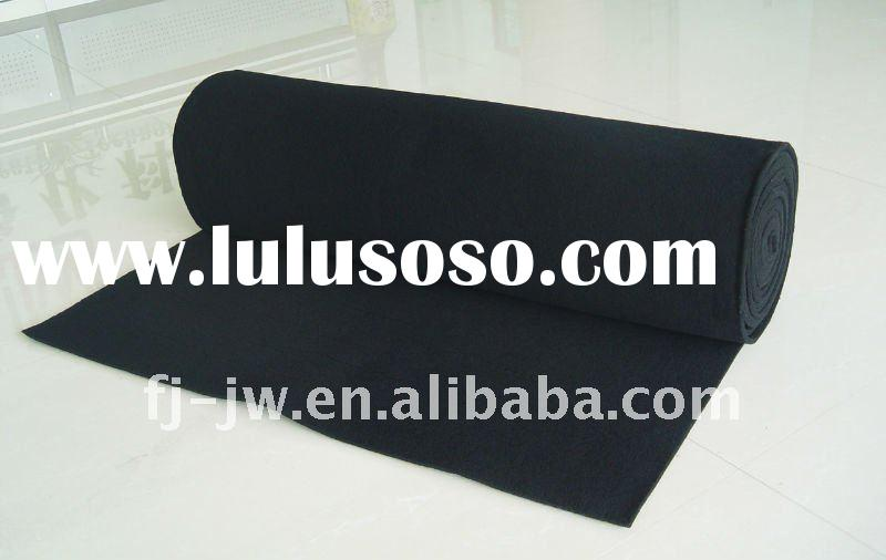 Activated Carbon Filter, activated carbon filter felt