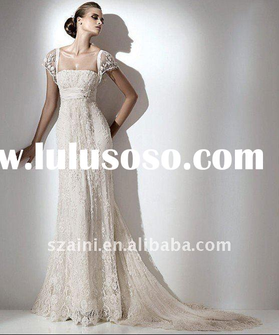 Best selling Designer Elegant Mermaid AN-AB-02 Wedding Dress 2011
