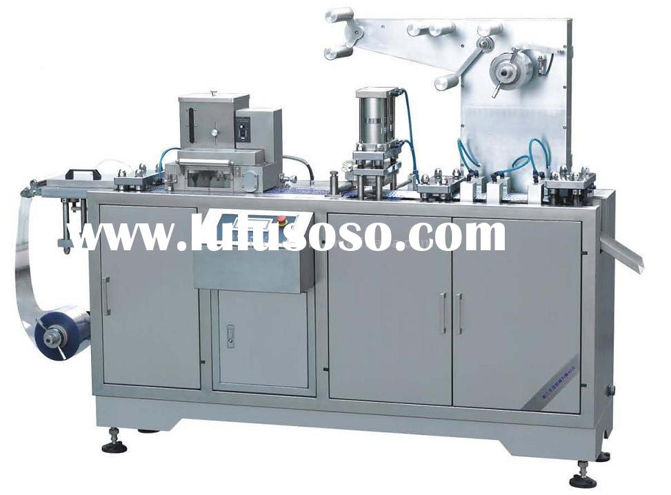 Blister Packing Machine, blister machine