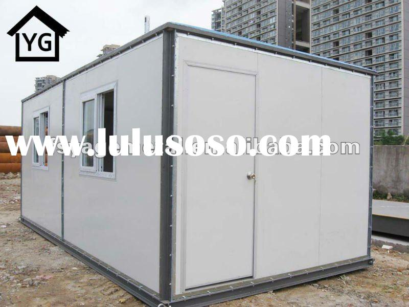 Container storage house