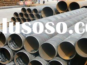DIN st35.4 Spiral seam welded steel Pipes steel pipe factory SSAW ERW DSAW LSAW