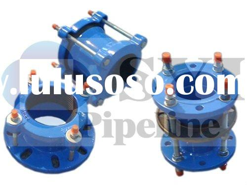 Ductile Iron Pipe Connections