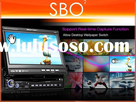 "EONON D1303 7"" In Dash One Din Car DVD Player"