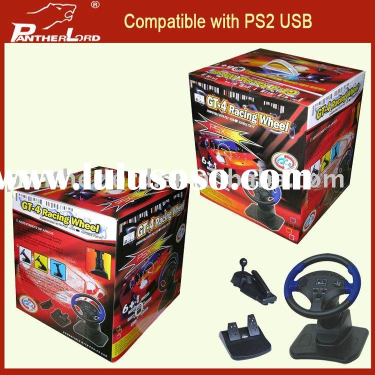FOR PS2/PCGT4 Steering Wheel video game accessories