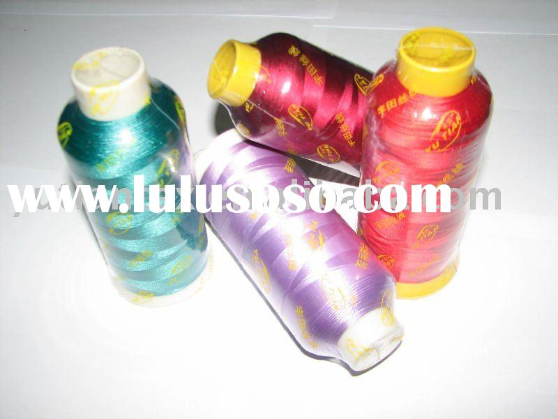 For garments 30/2 40/2 50/2 100% spun polyester sewing thread