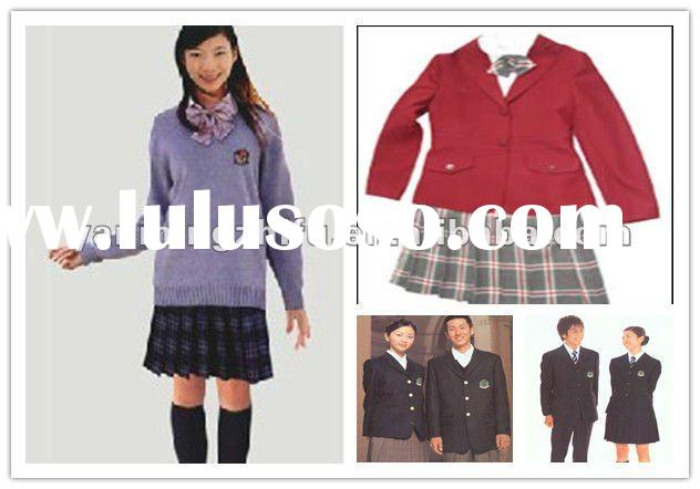 Girl's school uniform/school uniform design