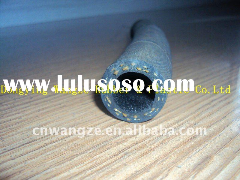HOT!!! flexible rubber canvas air hose for 1 inch 50m