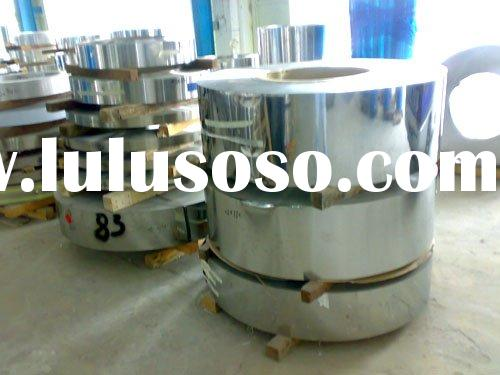 High Hardness Stainless Steel Strip 301