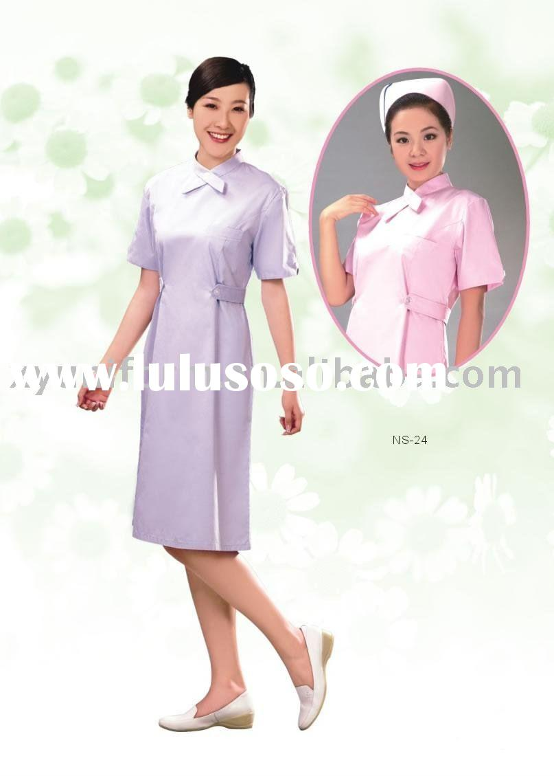 Hospital Nurse Uniform Design