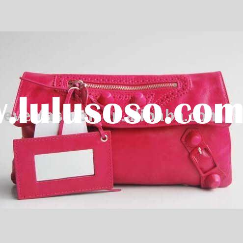 Hot!!!! Wholesale designer handbags, pink clutch bags