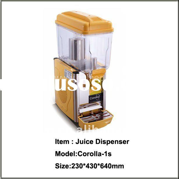 Juice Maker/Single Juice Dispenser/Cooling Juice Dispenser/orange,apple,lemon juice dispenser