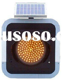 LED Solar Traffic Lights