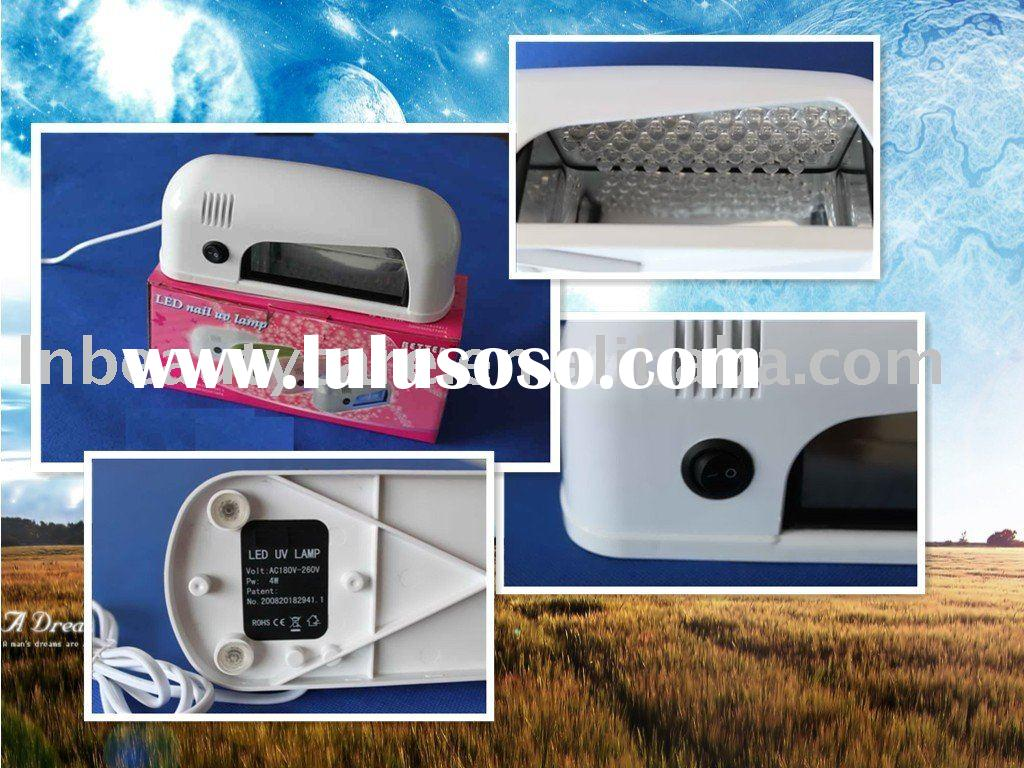 LL-UVLED-A4W LED nail gel curing lamps & beauty salon equipment