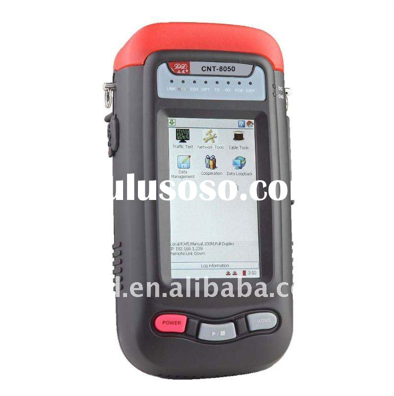 lan cable tester how to use