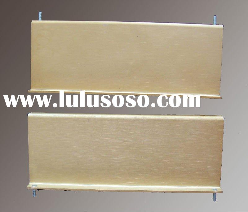 Laser Cutting Sheet Metal Part