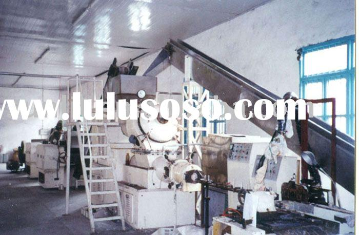 Laundry soap & toilet soap production line