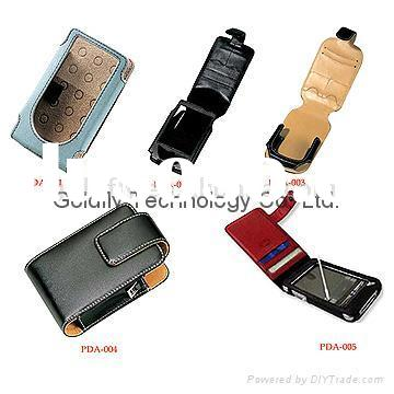 Leather PDA Cases