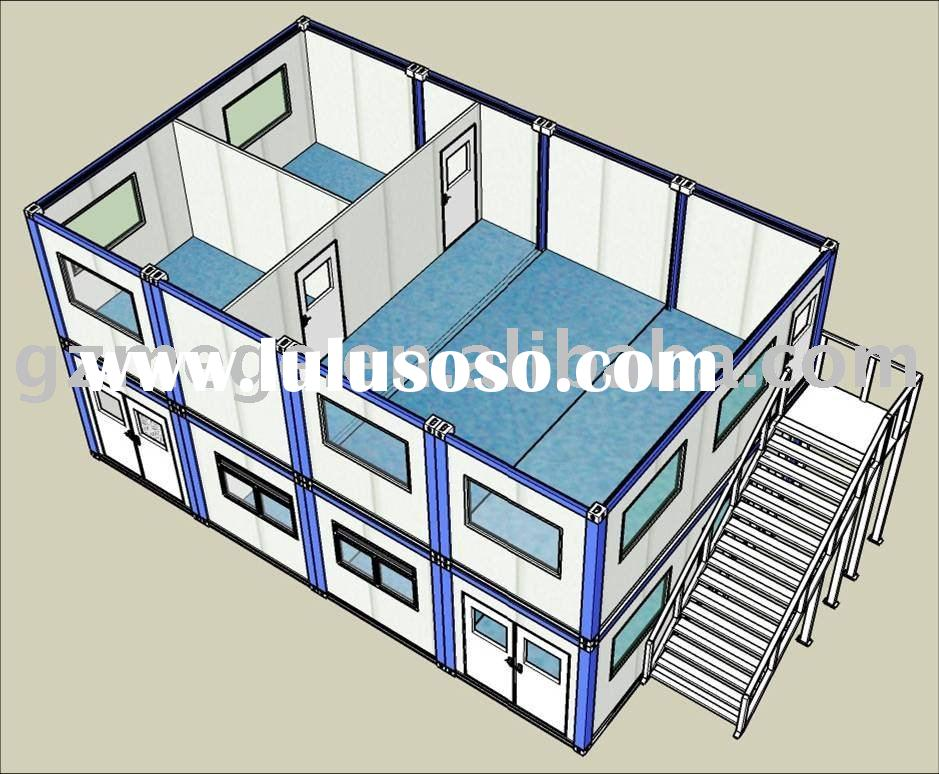 Modular Prefabricated Container House (Office)