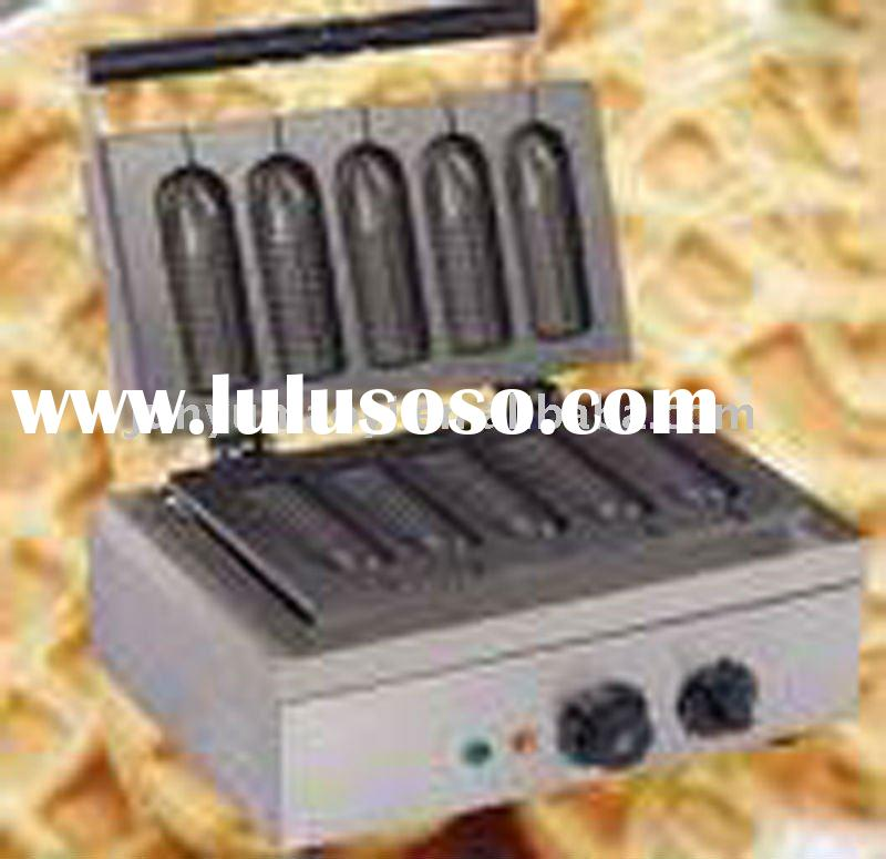Muffin corn machine,Waffle corn Baker,corn hot dog machine