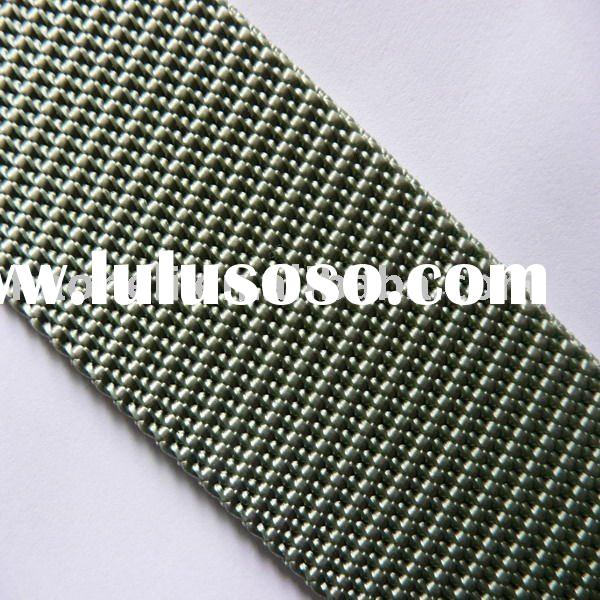Nylon straps for furniture,recycled camouflage nylon webbing